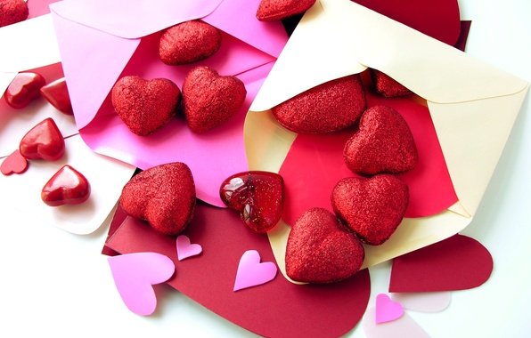 Картинка письмо, любовь, праздник, сердце, love, i love you, heart, Valentine's Day, letter, holiday