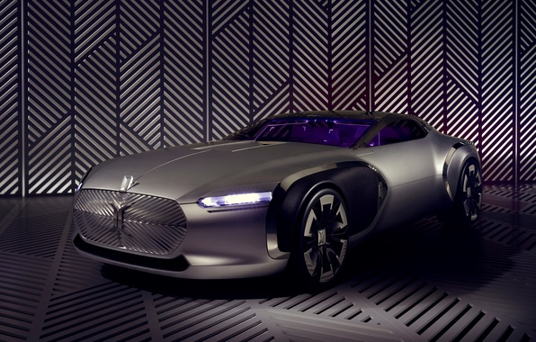 Картинка Concept, концепт, Renault, рено, Corbusier