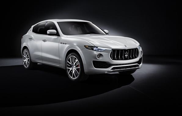 Картинка Maserati, мазерати, кроссовер, леванте, Levante