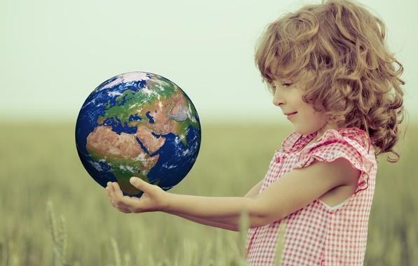 Природа и дети в картинках фото