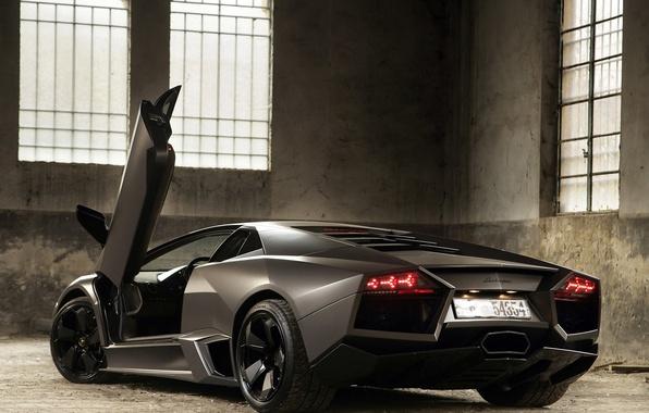 Фото обои 2008, Lamborghini, Reventon