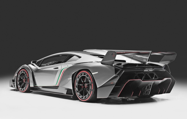 Картинка машина, Lamborghini, суперкар, красивый, эксклюзив, гиперкар, 2013, Veneno