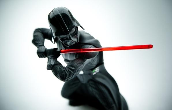 Картинка Star Wars, Darth Vader, Звёздные войны, Световой меч, Дарт Вейдер