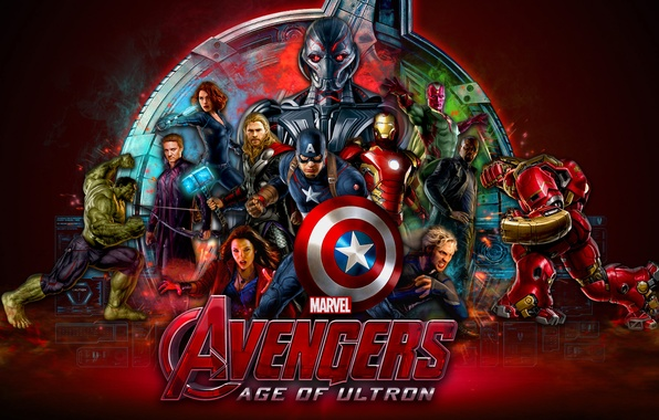 Картинка Scarlett Johansson, Hulk, Iron Man, Captain America, Thor, Black Widow, Natasha Romanoff, Hawkeye, Jeremy Renner, …