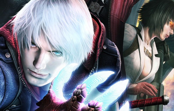 Devil May Cry 4 Архив
