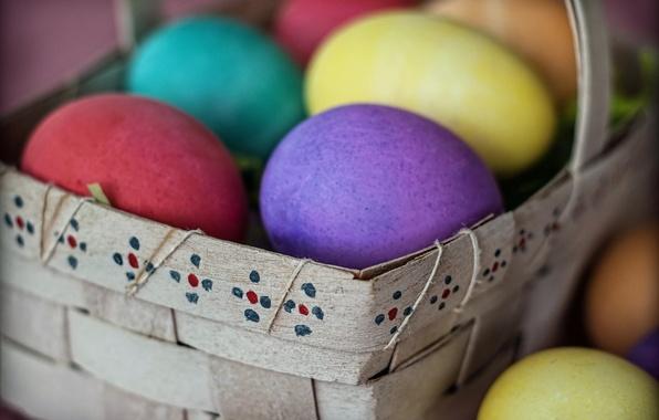 Картинка фон, праздник, яица