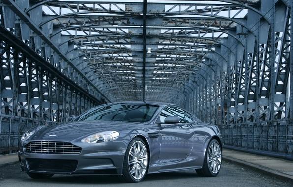 Картинка Aston Martin, конструкция, DBS