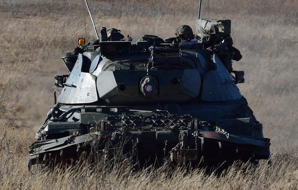 Картинка дуло, Норвегия, танк, Leopard 1