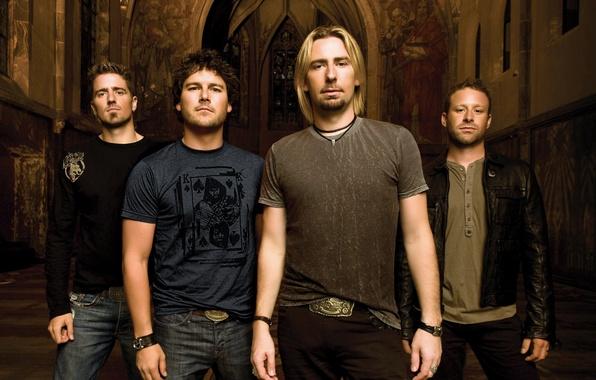 Картинка Чед Крюгер, рок-группа, Майк Крюгер, Nickelback