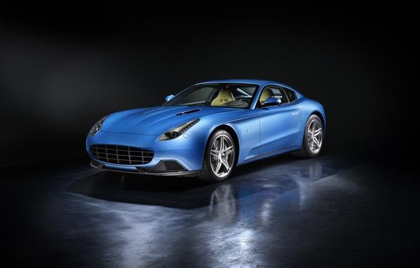 Картинка Ferrari, Superleggera, феррари, берлинетта, Berlinetta, Touring, 2015, Lusso, Carrozzeria