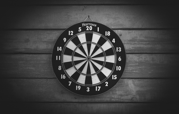 Картинка стена, доски, цель, мишень, darts, Дартс