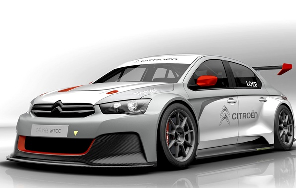 Картинка Citroen, ситроен, WTCC, World Touring Car Championship, C-Elysee