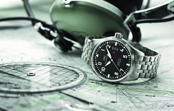 Картинка часы, Watch, Pilots, IWC, Mark XVII