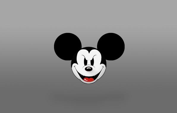 Картинка Disney, Микки Маус, Mickey Mouse, evil Mickey