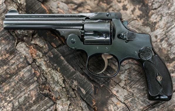 Картинка оружие, револьвер, smith & wesson