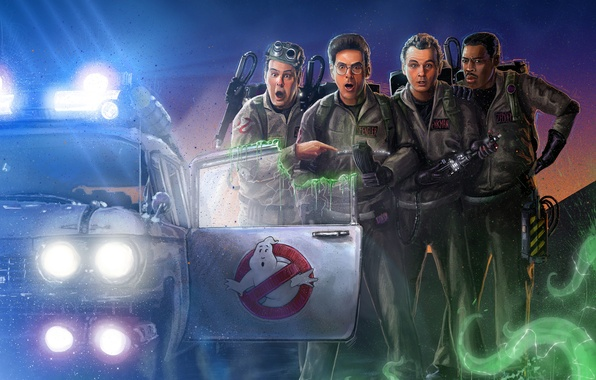 Image Result For Ghostbusters Wallpaper