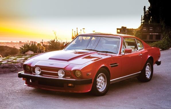 Картинка car, Aston Martin, V8 Vantage
