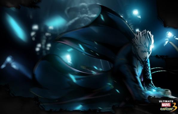 Картинка Ultimate, Marvel, Capcom, Devil May Cry, Vergil