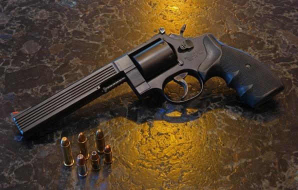 Картинка оружие, ствол, револьвер, Phillips & Rodgers