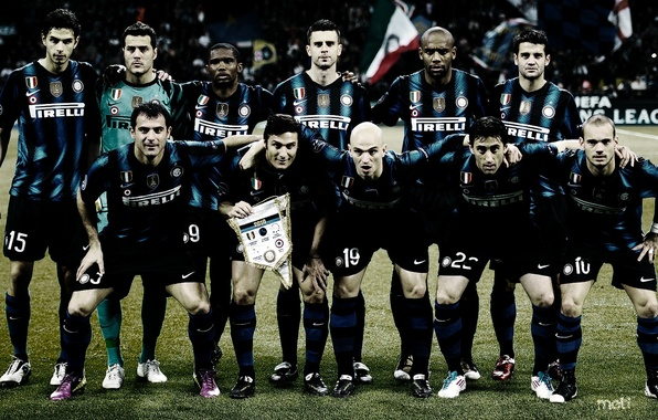 Картинка футбол, team, football, champios league, inter milan, Giuseppe-Meazza, San Siro