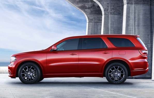 Картинка Dodge, Red, Durango, RT2