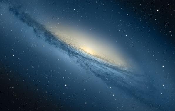 Картинка space, stars, cosmos, galaxy