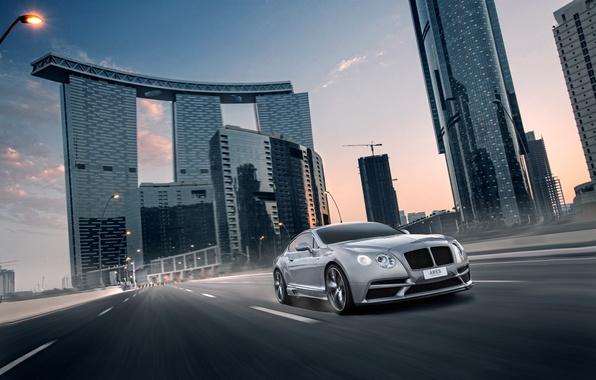 Картинка Bentley, Continental, бентли, континенталь, 2014, Ares Design