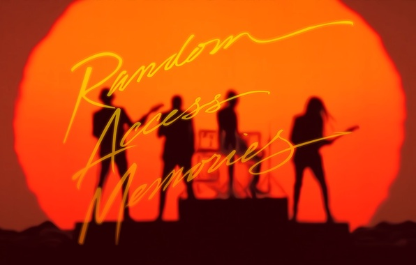 Random Access Memories Wallpaper 1680x1050