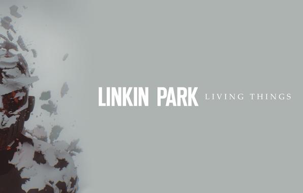 Картинка Music, Alternative, Linkin Park, Album, Линкин Парк, Living Things