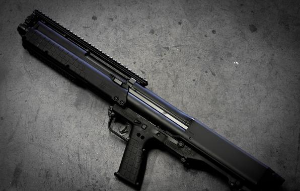 Картинка оружие, фон, ружьё, дробовик, Kel-Tec KSG