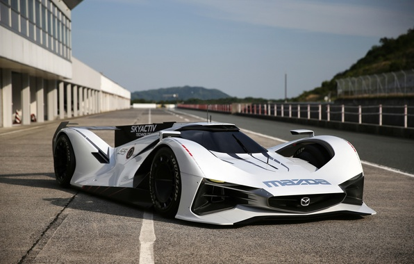 Картинка Mazda, Vision, мазда, Gran Turismo, 2014, LM55
