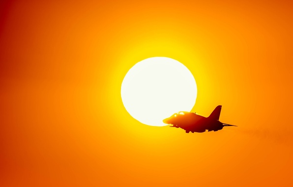 Картинка sun, jet, sunny