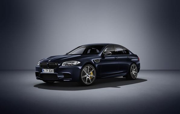 Картинка фон, бмв, BMW, седан, F10, Sedan