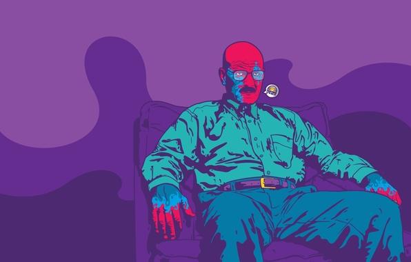 Фото обои вектор, мужик, Ленин
