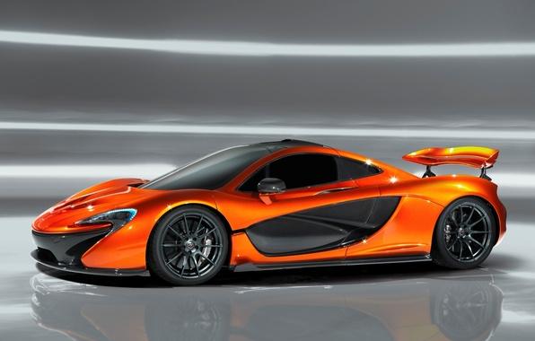 Картинка McLaren, supercar