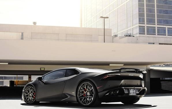 Картинка Lamborghini, ламборгини, LP 610-4, Huracan, хуракан, GMG