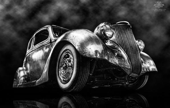 Картинка car, old, 1936