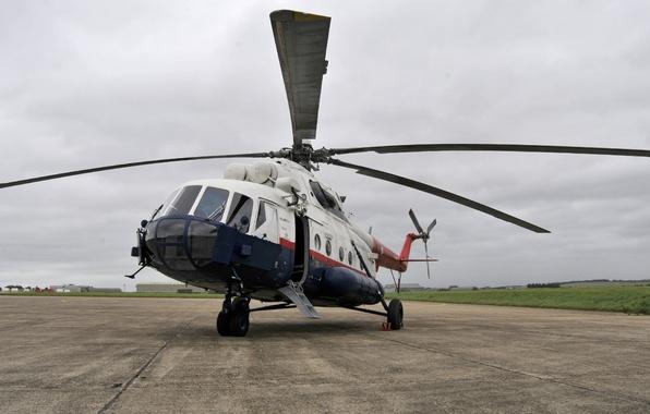 Картинка вертолёт, лопасти, helicopter, Ми-8, Миль, Ми-17, Mi-8, mil, Mi-17