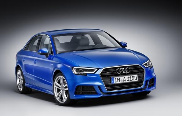 Фото обои седан, ауди, Sedan, Audi, фон