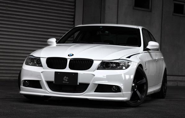 Картинка фары, бмв, капот, BMW, седан, Sedan, E90, 3 Series, 2014, 3D Design