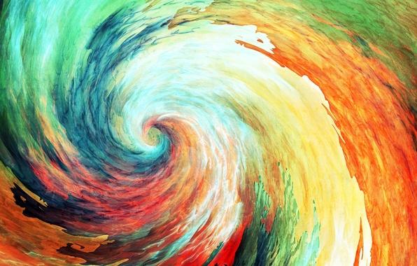 Картинка цвета, рисунок, multicolor