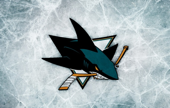 Картинка хоккей, San Jose Sharks, NHL, НХЛ, hockey, Сан-Хосе Шаркс