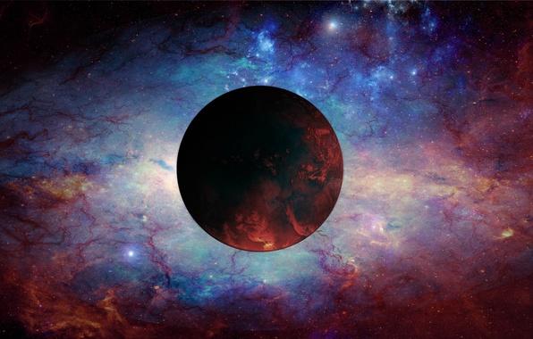 Картинка звезды, свет, туманность, планета, созвездие, nebula