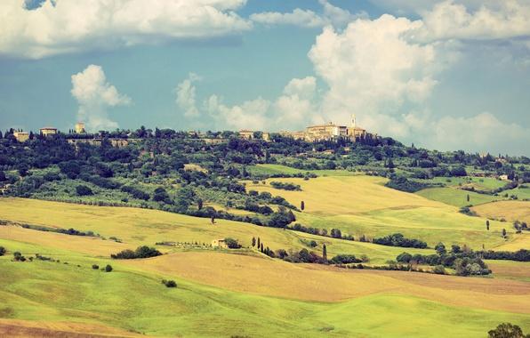 Италия тоскана обои