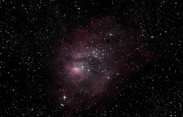 Картинка Лагуна, Туманность, гигантское, в созвездии Стрельца, межзвёздное облако