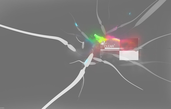 Картинка цвет, минимализм, minimal, trance, AMPLIFIER404, cinema 4d