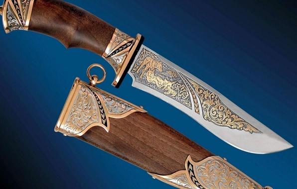 Картинка оружие, нож, холодное, ножны