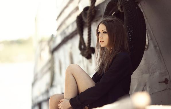 Картинка взгляд, ножки, Xenia, коленка, Ксения Кокорева