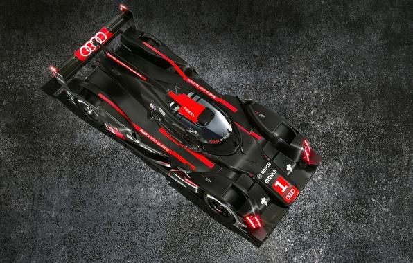 Картинка Audi, Quattro, LMP1, R18, E Tron