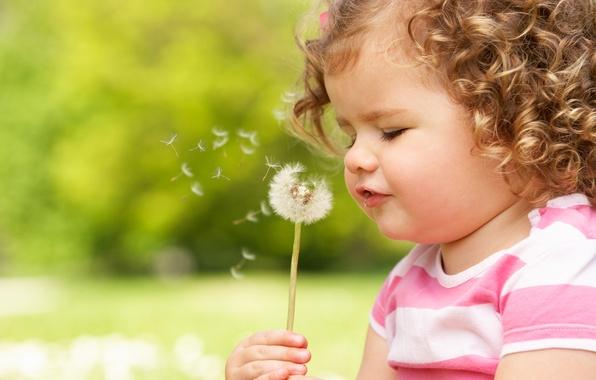 Картинка цветок, радость, счастье, цветы, дети, милая, ребенок, весна, красивая, flower, beautiful, spring, child, cute, children, …